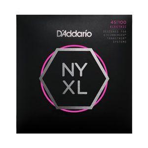 D'Addario žice za 4-žičani bass NYXL 45-100