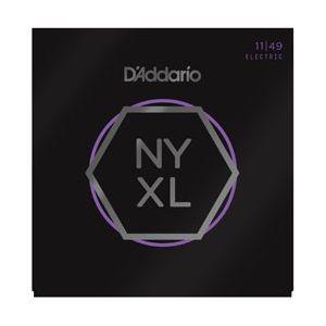 D'Addario žice za električnu gitaru NYXL 11-49