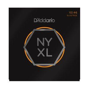 D'Addario žice za električnu gitaru NYXL 10-46