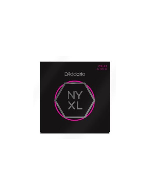 D'Addario žice za električnu gitaru NYXL 09-42