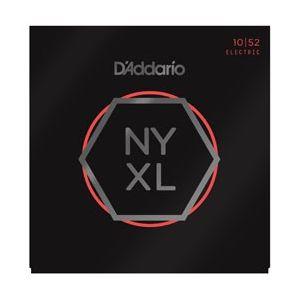 D'Addario žice za električnu gitaru NYXL 10-52
