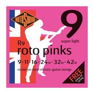 Roto Sound žice za električnu gitaru R9