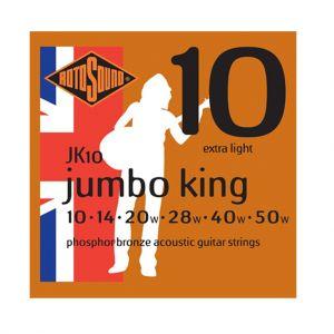 Roto Sound žice za akustičnu gitaru JK10