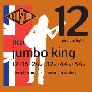 Roto Sound žice za akustičnu gitaru JK12