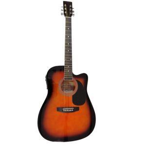 Strauss Rottman ozvučena akustična gitara LFG229CE