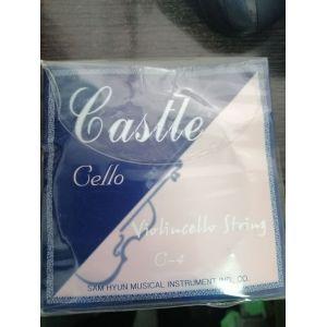 Castle žice za violončelo