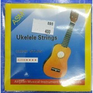 ASM žice za ukulele (bele)