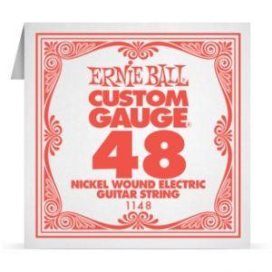 Žice na komad Ernie Ball 40-48 Nickel Wound