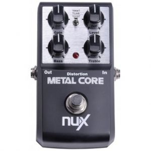 NUX pedala Metal Core