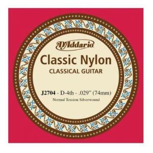 D 4. žica za klasičnu gitaru D'addario