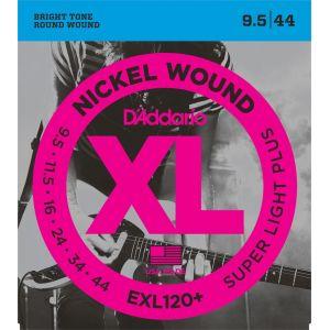DADDARIO EXL120+ Zice za...