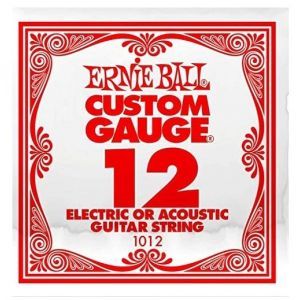 Ernie Ball Custom Gauge...