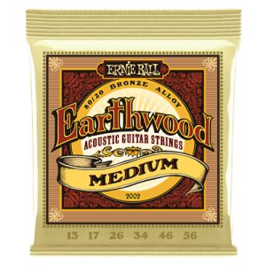 Ernie Ball Earthwood Medium...