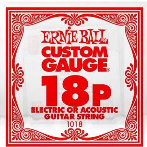 Ernie Ball 18 Plain Žica na...