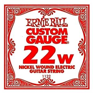 Ernie Ball 22 Nickel Wound...