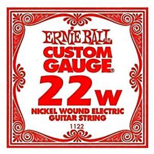 Ernie Ball 22 Nickel Wound