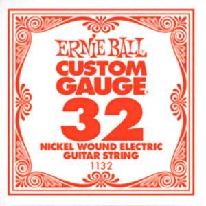Zica Ernie Ball 32 Nickel...