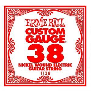 Zica Ernie Ball 38 Nickel...