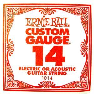 Ernie Ball 14 Plain Žica na...