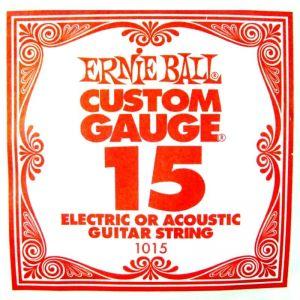 Ernie Ball 15 Plain Žica na...