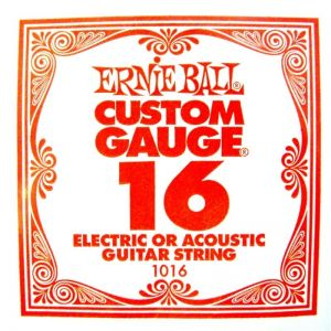 Ernie Ball 16 Plain Žica na...