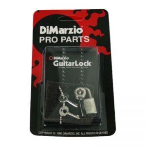 Guitar lock DiMarzio DD2100N