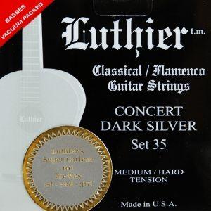 Luthier Žice Za Klasičnu Gitaru (Medium/Hard) set 35 CT