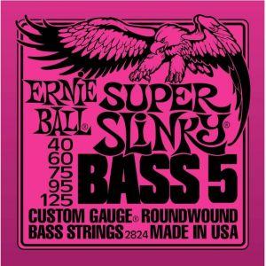 Ernie Ball bas 5 Super 2824...