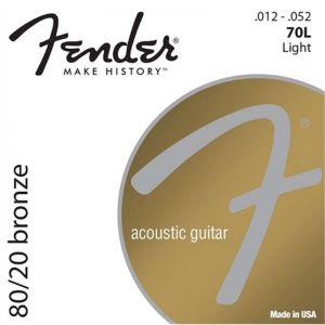 Fender 70L Žice za...