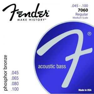 Fender akustic bas 7060