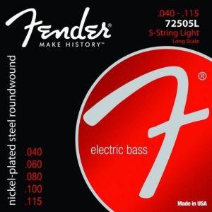 Fender zice za bas 72505L