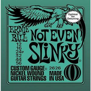 Žice za Električnu Gitaru Ernie Ball NOT EVEN SLINKY 12-56