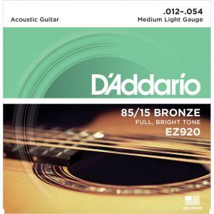 EZ920 D'Addario Žice za...