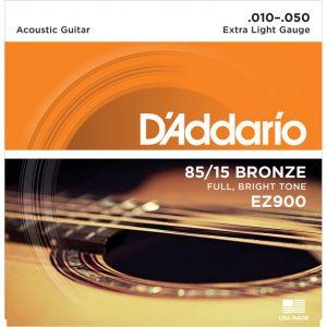 EZ900 D'Addario 10-50 Žice...
