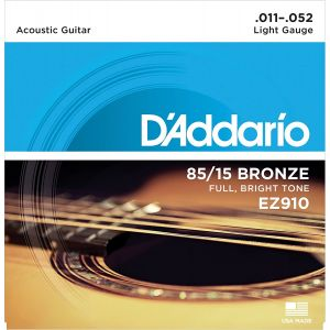 EZ910 D'Addario 11-52