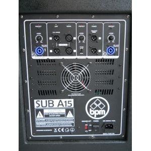 BPM Sub A15 Activ 1000w