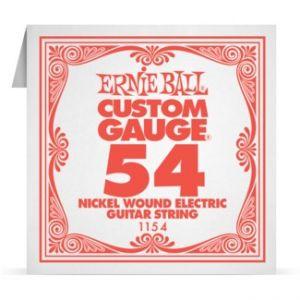 Žice na komad Ernie Ball 50-54 Nickel Wound