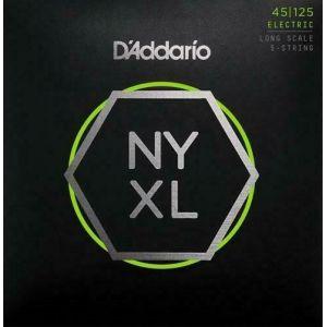 NYXL 45-125 D'Addario žice...