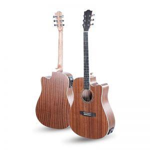 A60c EQ Akustična Ozvučena Gitara by Strauss Rottman