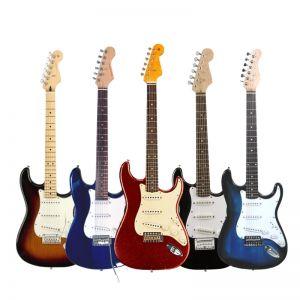 Strat električne gitare PREMIUM (Guitar Center Singapore clearence SALE)