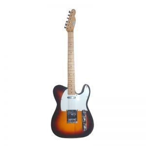 Tele električna gitara Wolf...