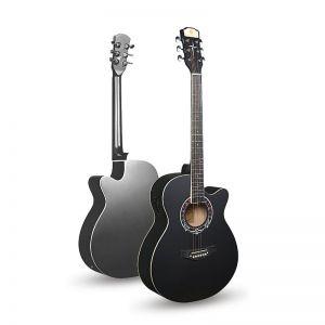 A40c EQ Ozvučena Akustična Gitara Strauss Rottman