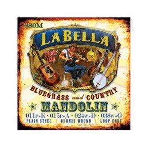 Žice za mandolinu La Bella 880M