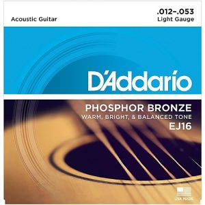 D'Addario EJ16 žice za akustičnu gitaru