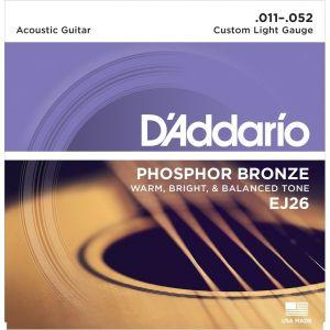 D'Addario EJ26 žice za akustičnu gitaru