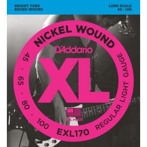 D'Addario EXL170 žice za bas gitaru