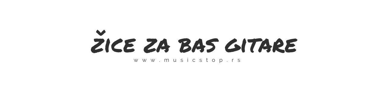 Žice za bas gitare