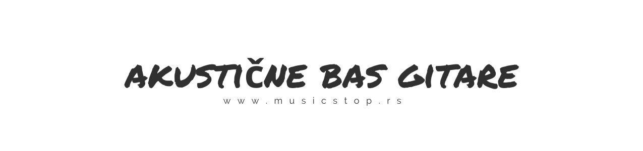 Akustične Bas Gitare