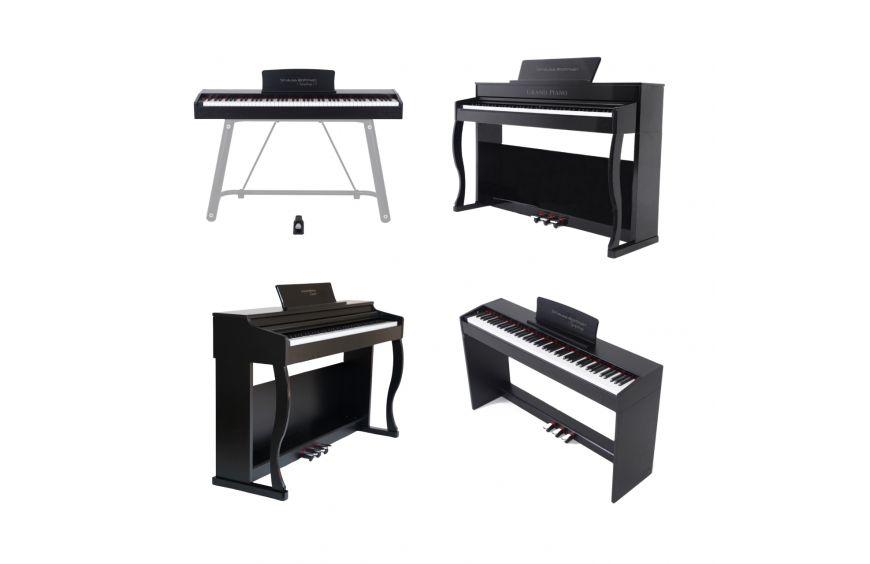 Najbitnije karakteristike električnih (digitalnih) klavira